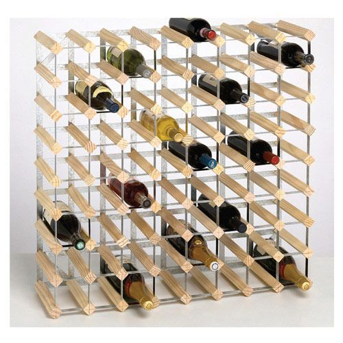 RTA Wine Racks (810h x 810w) For 72 Bottles