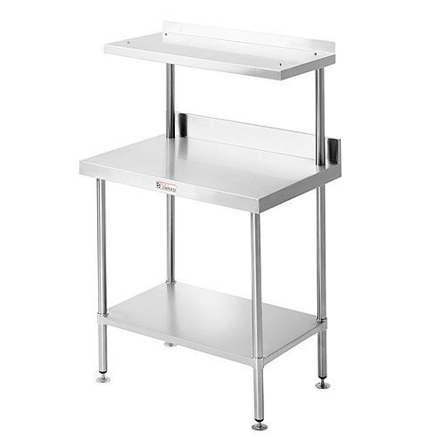 Stainless Steel Compact Workstation