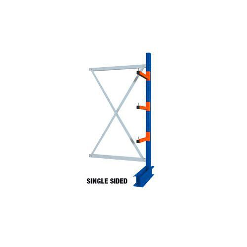 Heavy Duty Single Sided Cantilever Racking - 4000 x 900 Add-on Bay