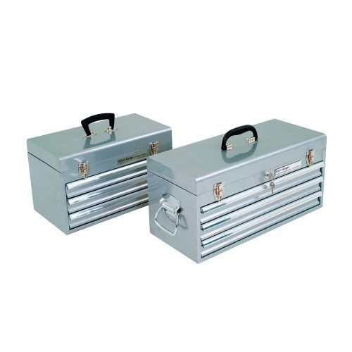 Silver Range Portable 3 Drawer Cabinets