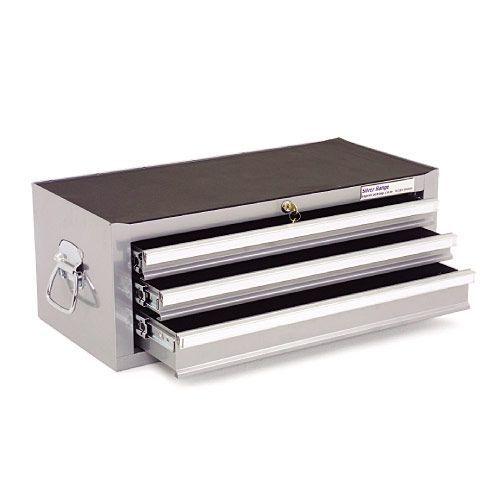 Silver Range 3 Drawer Intermediate Cabinet
