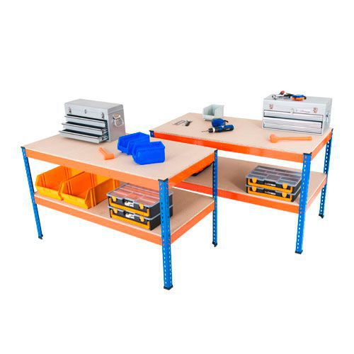 Buy 1 Get 1 Free - Rapid 1 Heavy Duty Workbench
