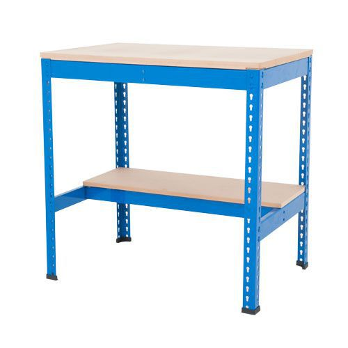 Compact Heavy Duty Workbench with Drawer
