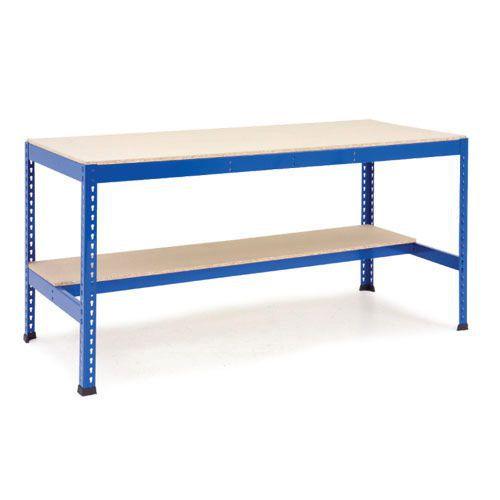 Rapid 1 - Heavy Duty Workbench (1525w) With Lower Half Shelf
