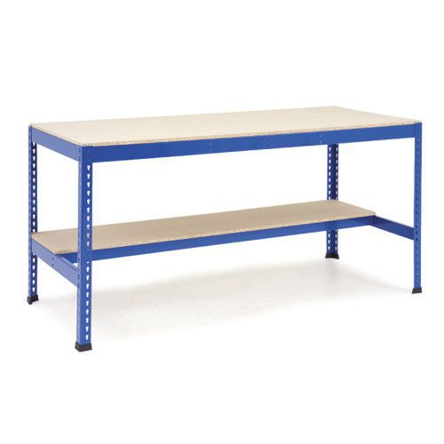 Rapid 1 - Heavy Duty Workbench (1830w) With Lower Half Shelf