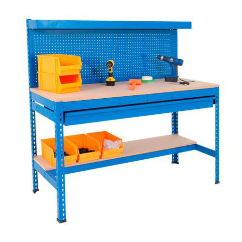 Standard Super H/Duty Work Station Full Width Drawer