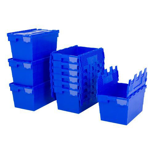60L Euro Distribution Containers - Pack of 10