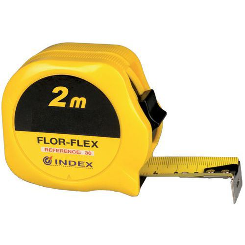 Yellow Tape Measure - 2 to 5m