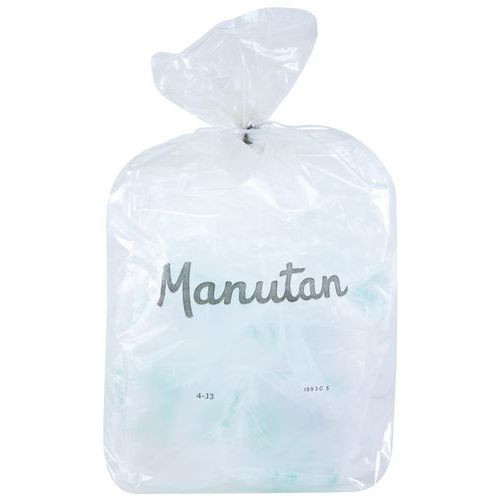 Clear Heavy Duty Bin Bags - 30L to 110L - Manutan