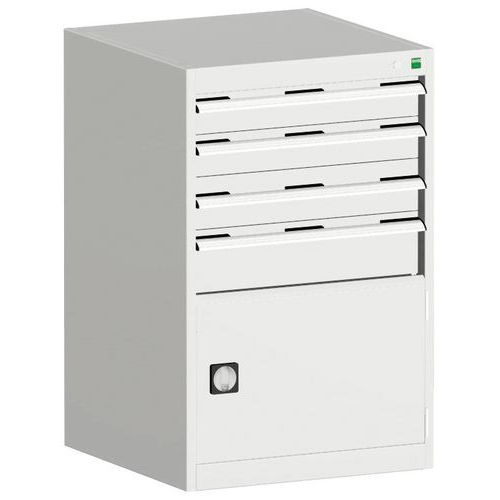 Bott Cubio Cupboard Cabinet With 1 To 4 Tool Drawers