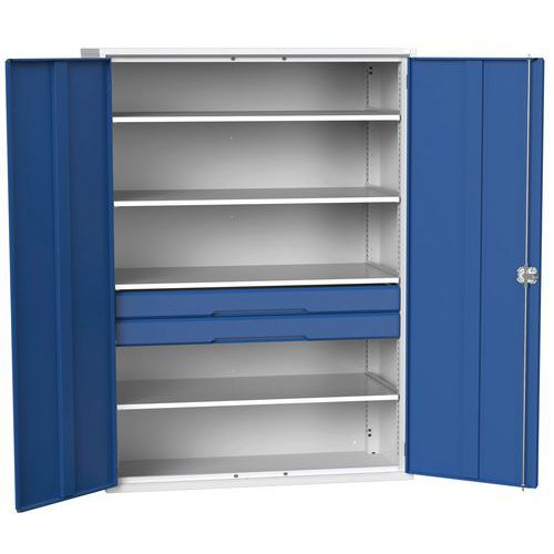 Bott Verso Kitted Cupboards 2000x1300x550mm