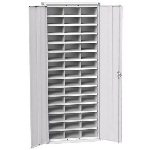Bott Verso 45 Compartment Metal Storage Cupboard HxW 2000x800mm