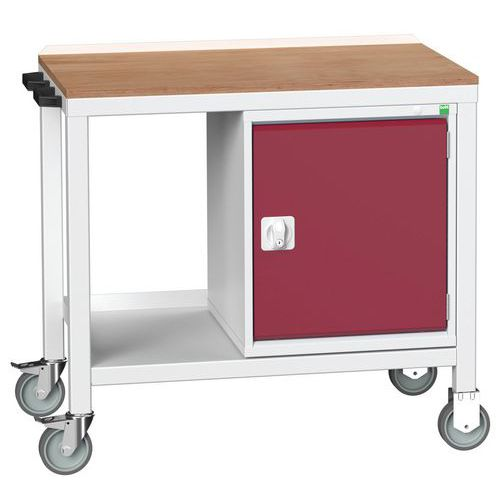 Bott Verso Mobile Workbench With Storage HxWxD 930x1000x600mm