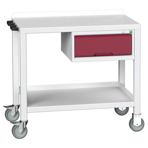 Bott Verso Mobile Workbench With Storage HxWxD 910x1000x600mm