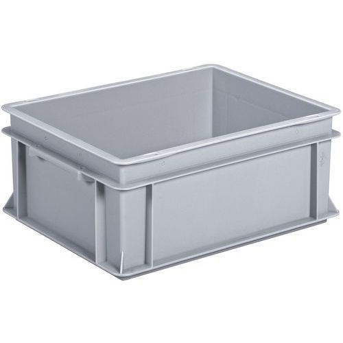 Grey Stacking Containers 6L to 30L - 400mm