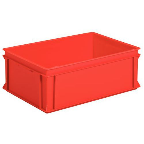 Grey Stacking Containers 2L to 9L - 200 to 300mm