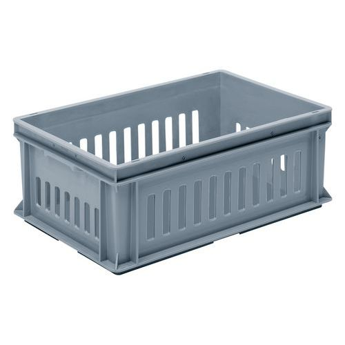 Ventilated Euro Stacking Containers - 600mm