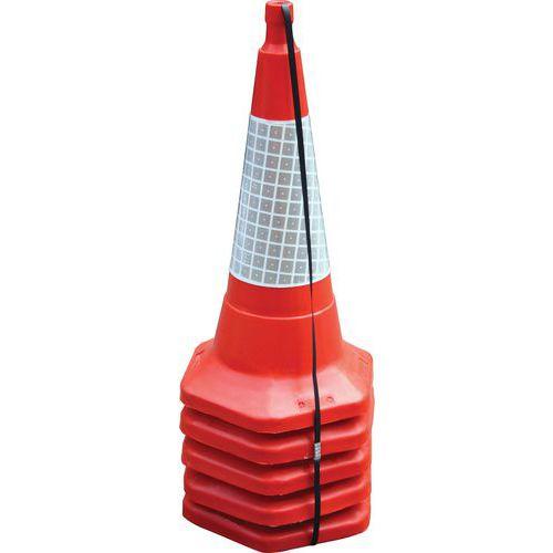 Traffic Cones - Pack of 5