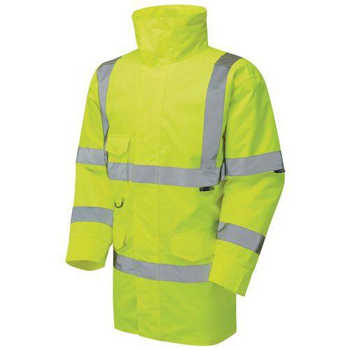 Hi Vis Waterproof Anorak Yellow