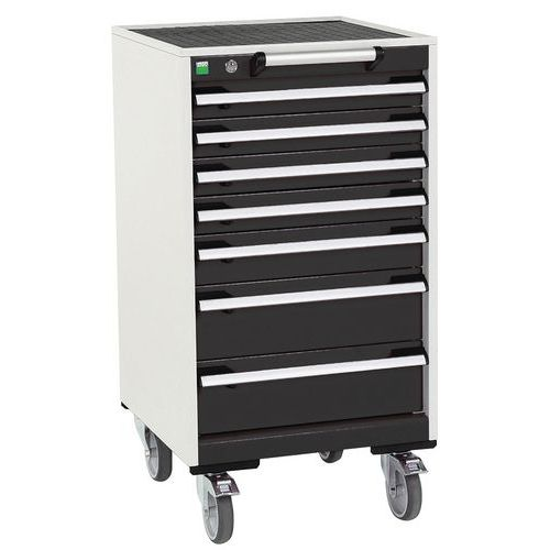Bott Cubio Mobile Drawer Cabinets WxD 525x525mm