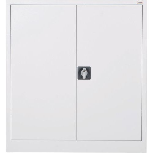 Economy Metal Office Cabinets - 1000mm Height