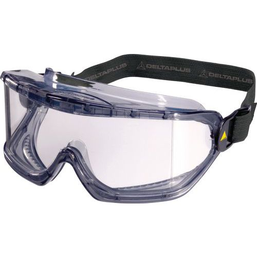 Galeras Clear Polycarbonate Goggle