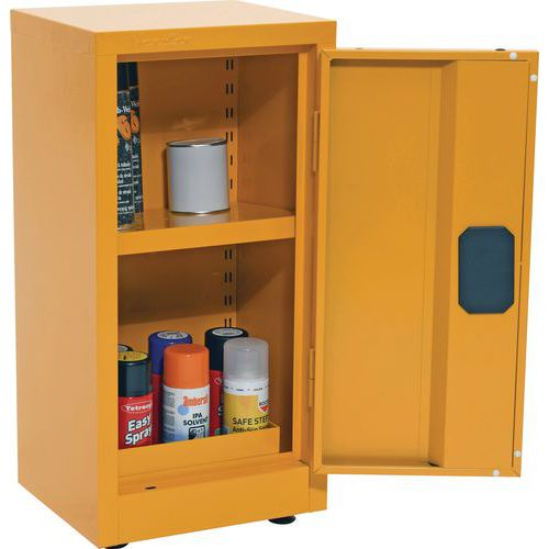 Flammable Storage COSHH Cabinet - 900x459mm