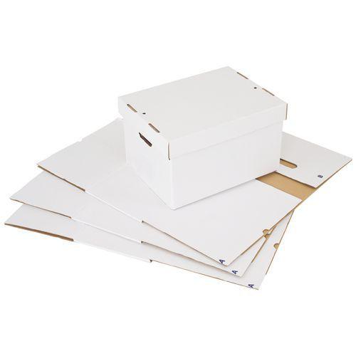 Plain Document Storage Box