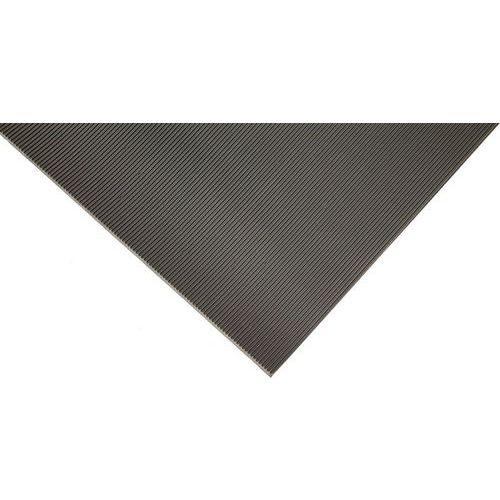 Fine Rib Rubber Anti-Slip Safety Mats WxD 1220x6mm