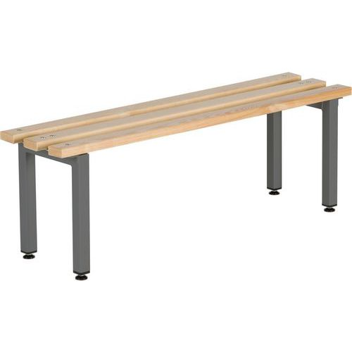 Wooden Changing Room Benches For Gym Or Schools 600-1800mm Wide
