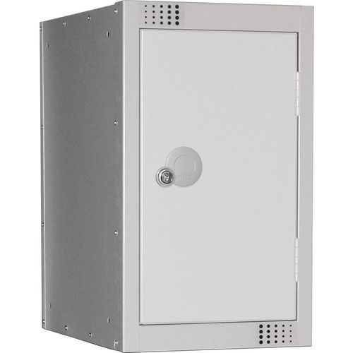 1 Door Quarto Locker 512x300x450mm Cylinder Lock