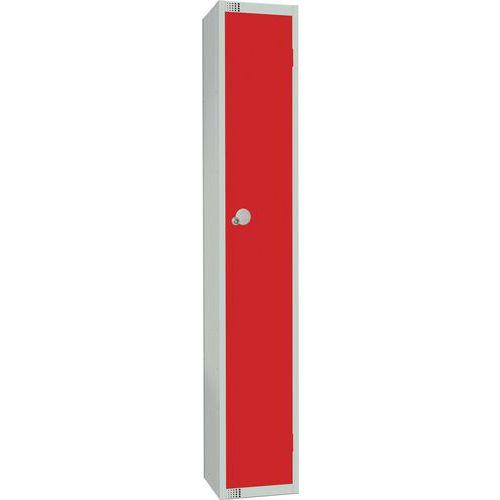 Elite Metal Lockers With Anti-Bacterial Coating. Choose 1-8 Doors