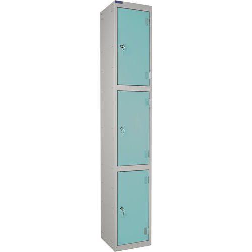 Laminate Door Lockers - Choose From 1 to 6 Doors