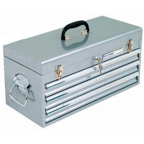 Silver Range Large Portable 3 Drawer Cabinets