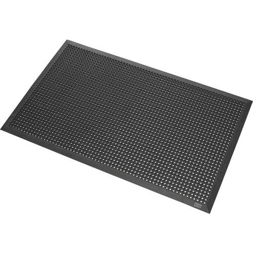 Bevelled Rubber Entrance Mats