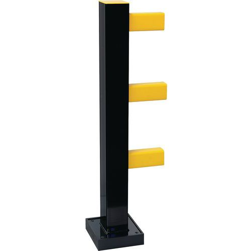 Flexible Impact Protection Posts for Outdoor Areas