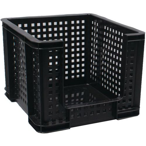 Really Useful Boxes Open Front Crate 35L