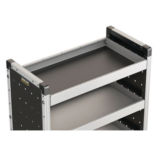 Van Racking Rubber Matting