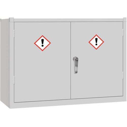 COSHH Hazardous Chemical Storage Cabinet - Modular And Stackable