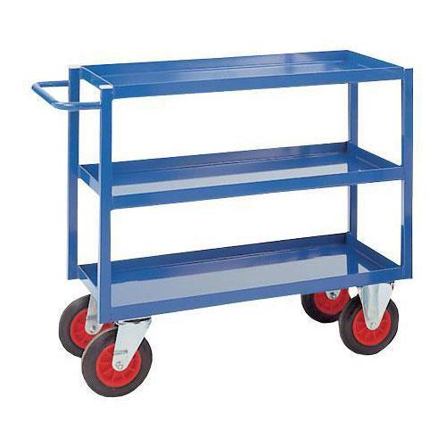 Narrow Tray Trolleys