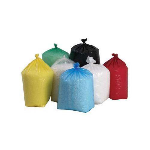 Coloured and Black Waste Sacks