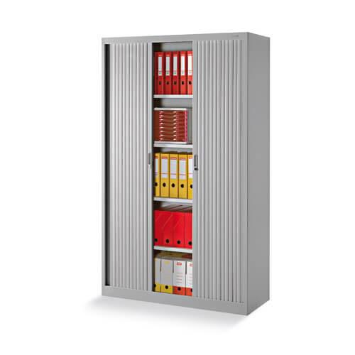 Manutan Full Height Tambour Door Cupboards  sc 1 st  Rapid Racking & Manutan Full Height Tambour Door Cupboards - Rapid Racking