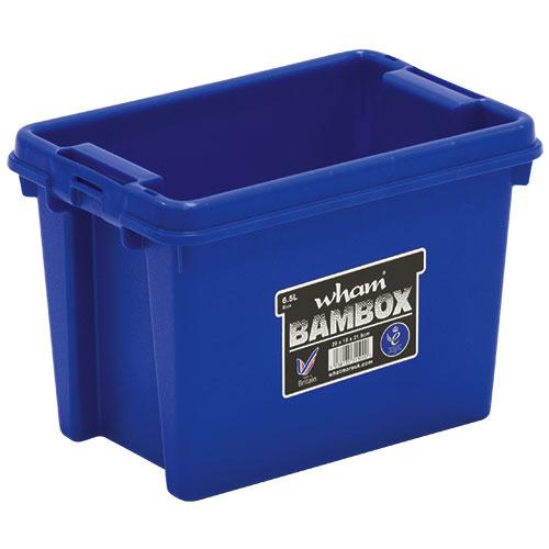 Wham Bam Heavy Duty Storage Box - 6.5L