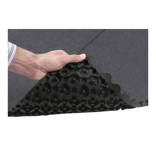 Interlocking Anti-Fatigue Tiles and Edges