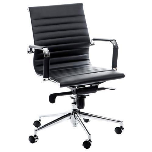 Mid Back Wave Operator Chair
