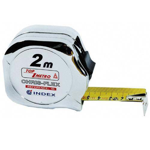 Chrome General Use Tape Measure
