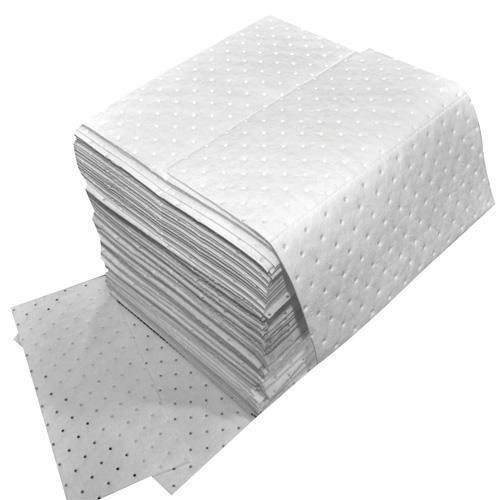 Oil Only Absorbent Pads - Pack Of 100