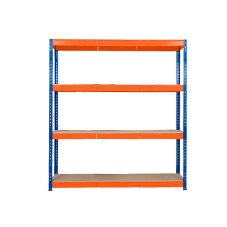 3 Bays Of Rapid 3 Wide Shelving Rapid Racking