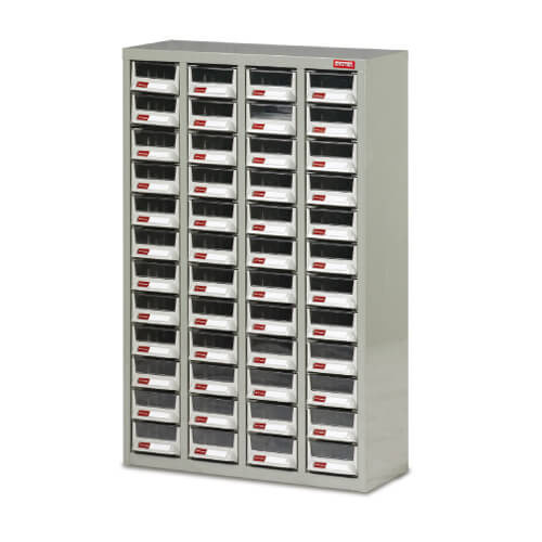 48 Drawer Small Parts Cabinet
