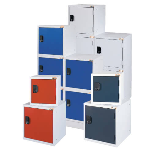 One Door Secure Cube Lockers